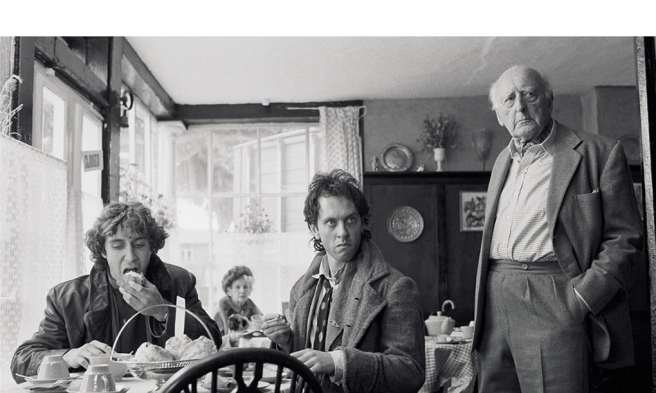 Withnail & I - Penrith Tea Room