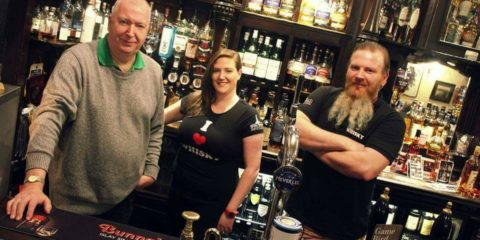 Pub of the Year in Glasgow