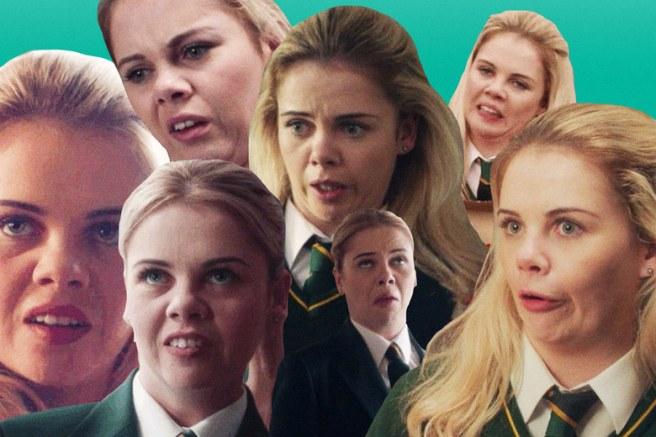 Erin of Derry Girls