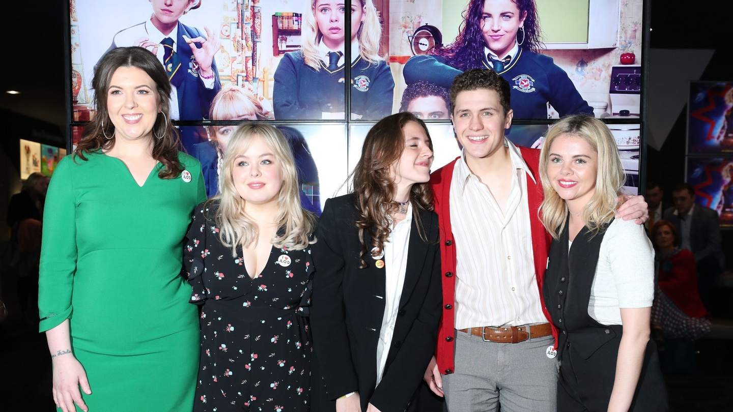 Derry Girls Premiere Party