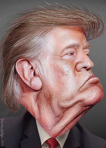 British Writer Pens The Best Description Of Trump I've Read